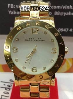 Ảnh số 67: Đồng hồ MarcJacobs - Giá: 400.000