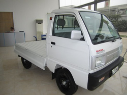 Ảnh số 3: Xe tải Suzuki 650kg thùng lửng - Giá: 204.000.000