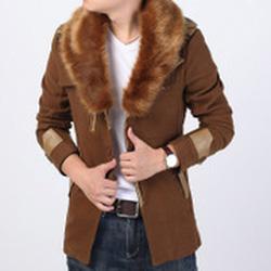 Ảnh số 12: Áo Măng tô dạ dáng dài, lông vũ - Giá: 1.400.000