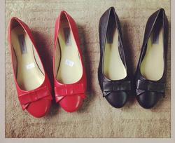 Ảnh số 9: Búp bê RED HERRING - 1 trong số mặt hàng bán chạy của shop  Size 36 đến 39 - form chuẩn - chất liệu giả da , mịn đẹp   Giá 380.000 VNĐ - Giá: 380.000