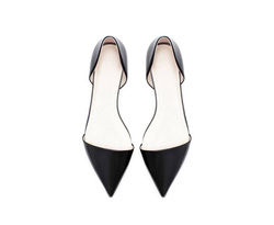 ?nh s? 23: POINTED VAMP SHOE WITH HEEL BACK Giá web 35,9 USD  sz 36 đến 38 Giá 450.000 - Giá: 450.000