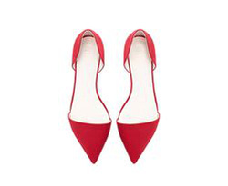 ?nh s? 24: POINTED VAMP SHOE WITH HEEL BACK Giá web 35,9 USD  sz 36 đến 38 Giá 450.000 - Giá: 450.000