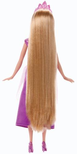 Ảnh số 6: (Disney Princess) Công chúa Rapunzel đội vương miện màu tím - Giá: 350.000
