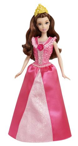 Ảnh số 9: (Disney Princess) Búp bê Belle và 2 bộ đầm thời trang - Giá: 350.000