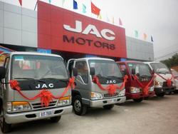 Đại lý bán xe tải JAC 1.25 tấn 1.5 tấn 1.9 tấn 2.5 tấn 3.45 tấn 4.9 tấn 6.4 tấn