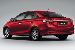 ?nh s? 4: Toyota Vios - Giá: 561.000.000