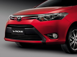 ?nh s? 5: Toyota Vios - Giá: 561.000.000