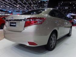?nh s? 7: Toyota Vios - Giá: 612.000.000