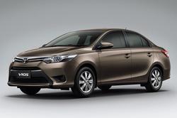 ?nh s? 8: Toyota Vios - Giá: 612.000.000
