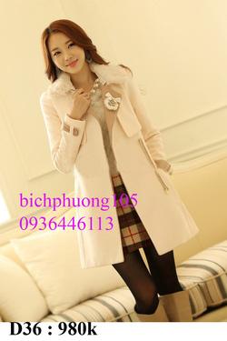 ?nh s? 36: Áo khoác  bichphuong105 - Giá: 980.000