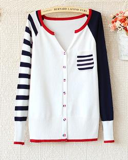 Ảnh số 12: Áo len / Size: M, L / Màu: Trắng / Xuất xứ Made in Korea - Giá: 280.000