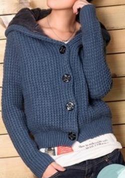 Ảnh số 48: Áo khoác len / Size: M, L / Màu: Trắng, Vàng cát, Xanh / Xuất xứ Made in Korea - Giá: 300.000