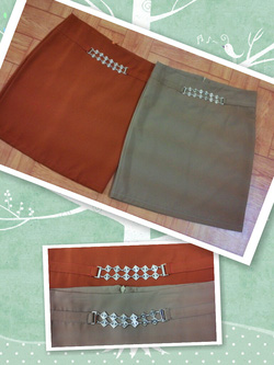 Ảnh số 11: SALE jupe 2 màu, còn size S - Giá: 120.000