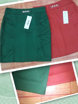 Ảnh số 16: Sale Jupe còn size L, vải co dãn nhẹ - Giá: 120.000