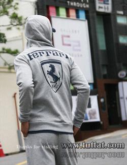 Ảnh số 12: Bn1556 Bộ nỉ thể thao nam Ferrari lót lông mùa đông ấm áp - Giá: 690.000