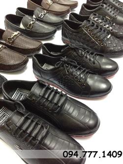 Ảnh số 1: Giày lười và giày Lacoste 550k - Giá: 550.000