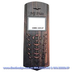 Ảnh số 12: vỏ gỗ điện thoại trung cấp - Giá: 600.000