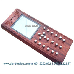 Ảnh số 15: vỏ gỗ điện thoại trung cấp - Giá: 600.000