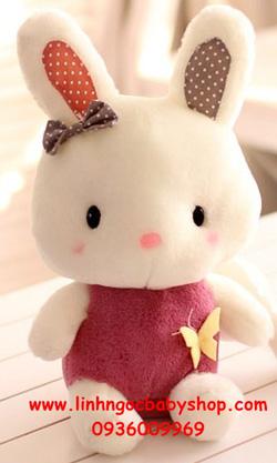 Ảnh số 48: thỏ trắng - Giá: 200.000