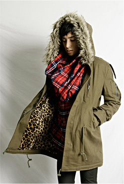 Ảnh số 85: áo khoác kaki 85 - Giá: 750.000