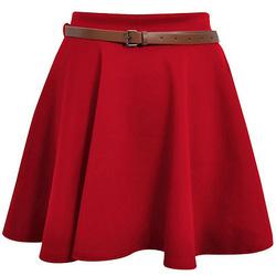 ?nh s? 38: Chân váy xòe vải tuytxi 2 lớp, 2 túi hông, hàng thiết kế của shop - Giá: 225.000