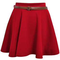 Ảnh số 38: Chân váy xòe vải tuytxi 2 lớp, 2 túi hông, hàng thiết kế của shop - Giá: 225.000