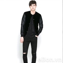 Ảnh số 11: Áo khoác nam Zara Man ATD113 - Giá: 590.000