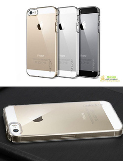 Ảnh số 11: Case trong suốt iphone 5s SGP Crystal shell - Giá: 550.000
