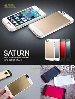 Ảnh số 15: Case iphone 5 và 5s SGP Saturn - Giá: 490.000