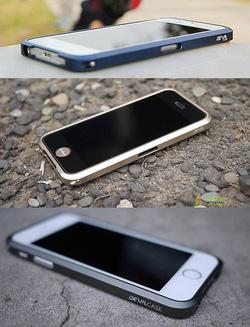 Ảnh số 36: Case iPhone 5s Devilcase Aluminum - Giá: 950.000