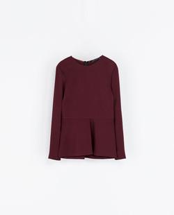 Ảnh số 24: Peplum shirt - Giá: 1.500.000