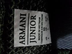 Ảnh số 48: GIÀY TRẺ EM HIỆU ARMANI thương hiệu nổi tiếng ITALIA, với chất liệu 100% bằng da thật mềm thoáng chân đem lai cho bé cảm giác thoải mái - Giá: 450.000