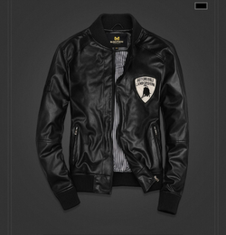Ảnh số 5: Áo khoác da Lamborghini AD01 - Giá: 380.000