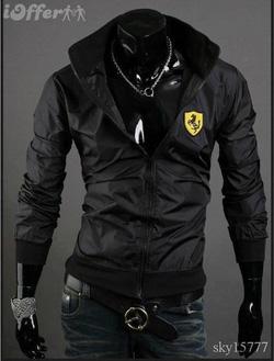 Ảnh số 1: Áo khoác dù ferrari AKD01 - Giá: 280.000