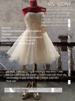 Ảnh số 41: váy prom - Giá: 500.550.000