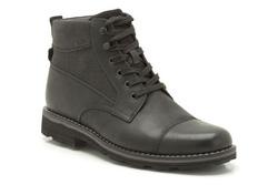 Ảnh số 97: Giầy Clarks Naylor Limit Black Leather Mens Casual Boots ( tạm hết hàng ) (đã bán) - Giá: 2.150.000