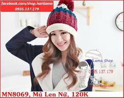 Ảnh số 35: Mũ Nữ, Mũ Len Nữ, Mũ Nữ Style Hàn, Mũ Nữ kiểu Hàn Quốc, Mũ Nữ ở Hà Nội - Giá: 123.456.789