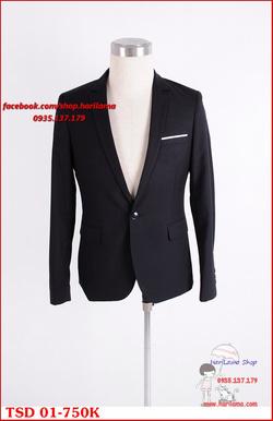 Ảnh số 36: Áo Vest Nam, Áo Vest Nam Style Hàn, Vest Cưới, Vest TSD MS01 - Giá: 750.000