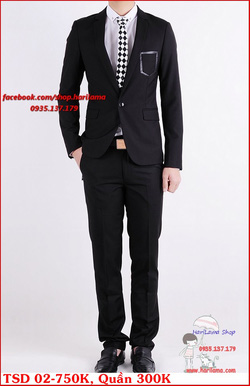 Ảnh số 44: Áo Vest Nam, Áo Vest Nam Style Hàn, Vest Cưới, Vest TSD MS02 - Giá: 750.000