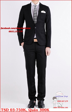 Ảnh số 48: Áo Vest Nam, Áo Vest Nam Style Hàn, Vest Cưới, Vest TSD MS03 - Giá: 750.000