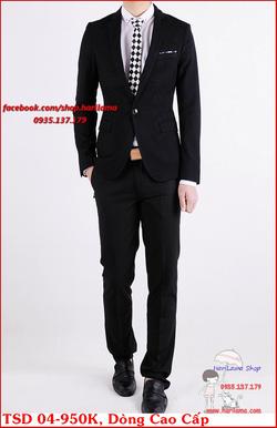 Ảnh số 52: Áo Vest Nam, Áo Vest Nam Style Hàn, Vest Cưới, Vest TSD MS03 - Giá: 750.000