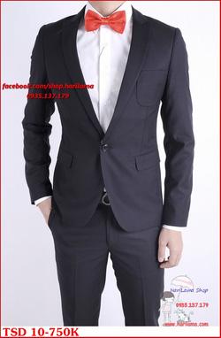 Ảnh số 65: Áo Vest Nam, Áo Vest Nam Style Hàn, Vest Cưới, Vest TSD MS10 - Giá: 750.000