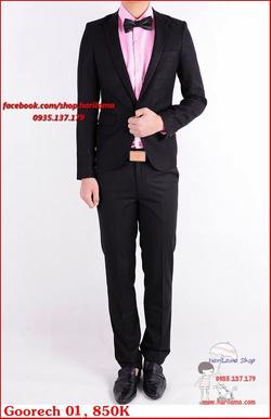 Ảnh số 82: Áo Vest Nam, Áo Vest Nam Style Hàn, Vest Cưới, Vest Goorech MS01, 850K - Giá: 850.000