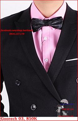 Ảnh số 87: Áo Vest Nam, Áo Vest Nam Style Hàn, Vest Cưới, Vest Goorech MS03, 850K - Giá: 850.000