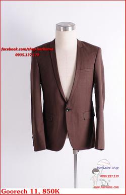 Ảnh số 97: Áo Vest Nam, Áo Vest Nam Style Hàn, Vest Cưới, Vest Goorech MS11, 850K - Giá: 850.000