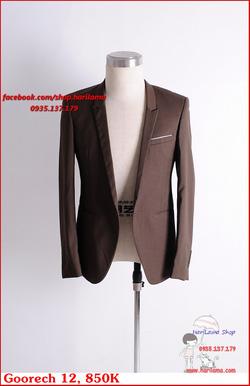 Ảnh số 98: Áo Vest Nam, Áo Vest Nam Style Hàn, Vest Cưới, Vest Goorech MS12, 850K - Giá: 850.000