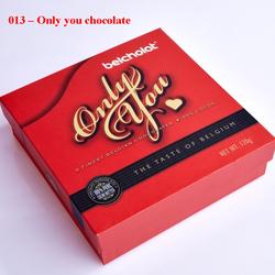 ?nh s? 22: Only you chocolate - Giá: 220.000