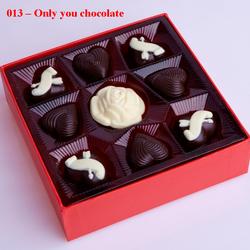 ?nh s? 23: Only you chocolate - Giá: 220.000