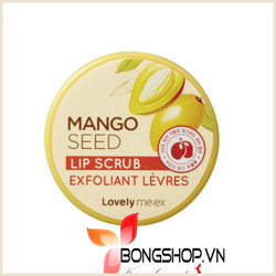 Ảnh số 97: Tẩy da chết môi mango seed lip scrub exfoliant lèvres - Giá: 150.000