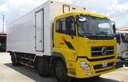 Ảnh số 9: xe tải Dongfeng 3 chân Model B210 - C230 (1 cầu 2 dí) - Giá: 830.000.000